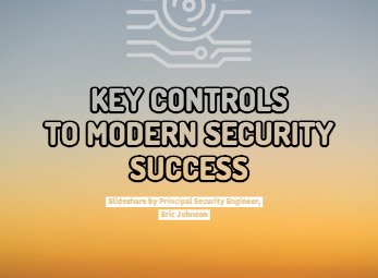 A slideshare on implementing security practices into your DevOps workflows