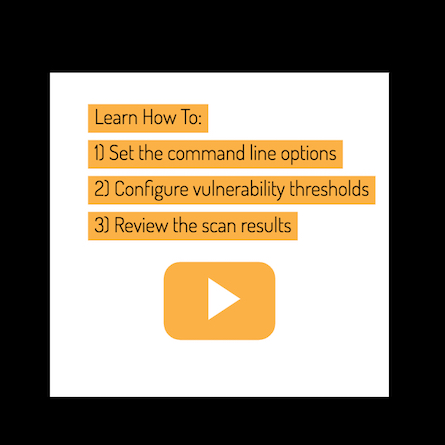 10 minute video demonstration on how to set up, configure and use the Puma Scan Server Edition